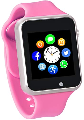Funntech Smart Watch for Kids with Pedometer Bluetooth Unlocked 2G