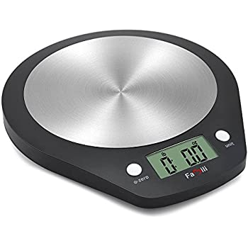 Amazon.com: Famili Digital Kitchen Scale Precise