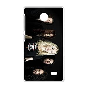 EROYI Rock Band Design Personalized Fashion High Quality Phone Case For Nokia X