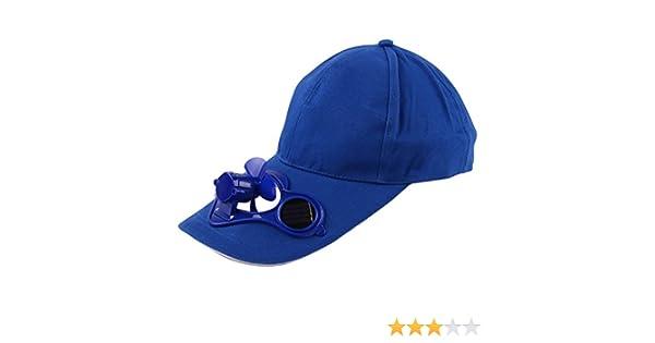 TrifyCore Gorra de Béisbol De Sol Anti-Ultravioleta con Ventilador ...