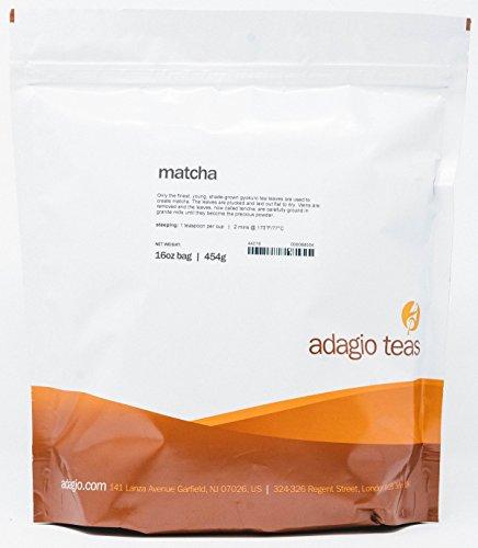 Adagio-Matcha-Loose Leaf Tea 16oz by Adagio Teas