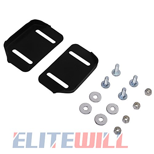 784-5580 Blower Snow Thrower Slide Shoe Skid For 2 MTD 2 Stage Yardman Cub Cadet by Elitewill