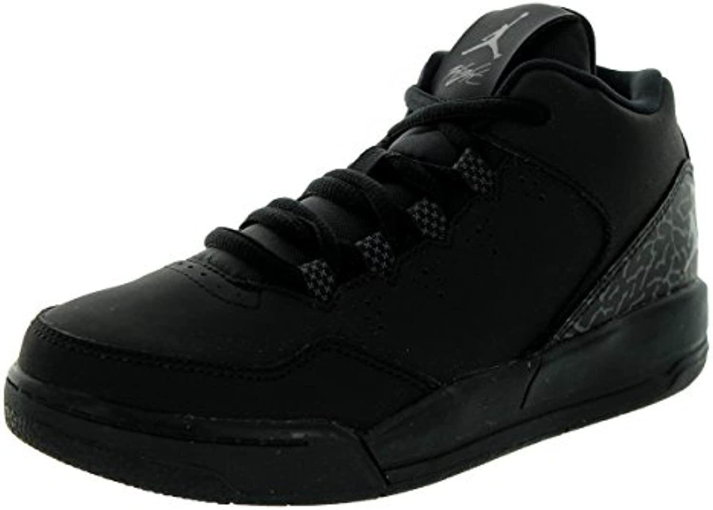 nike enfants vol origine bt 2 bt origine noir / noir / gris foncé chaussure de basket 12,5 enfants nous 6e3c7e