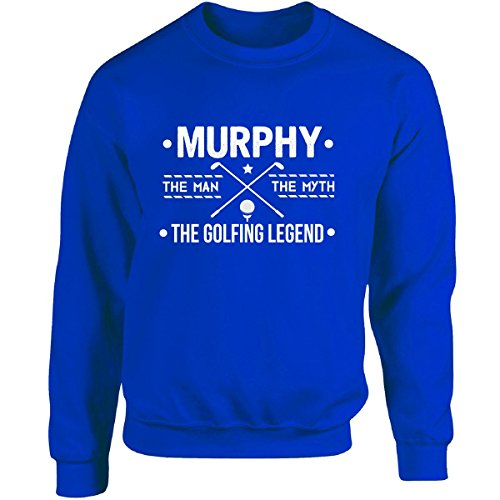 murphy-the-man-myth-the-golfing-legend-fathers-day-adult-sweatshirt-2xl-royal