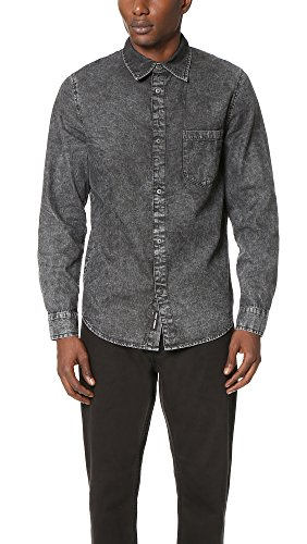cheap-monday-mens-rude-denim-shirt-concrete-ice-small
