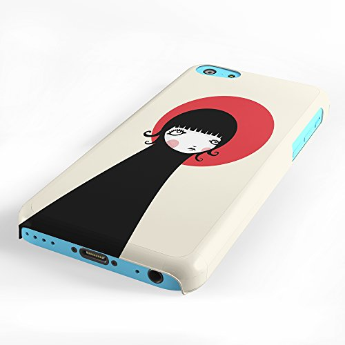 Koveru Back Cover Case for Apple iPhone 5C - Worry Mother