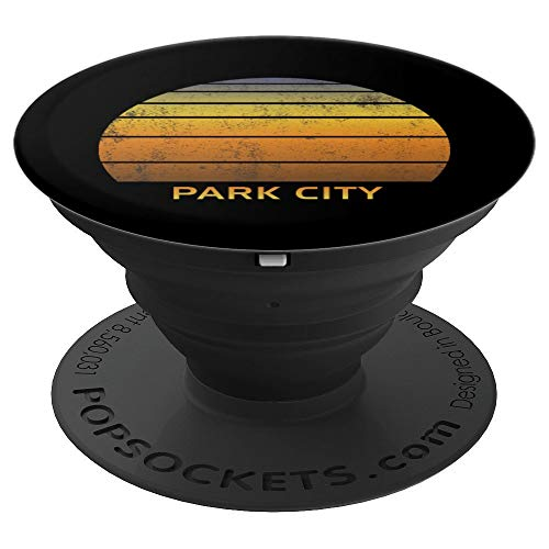 Park CIty Utah - PopSockets Grip and Stand for Phones and Tablets