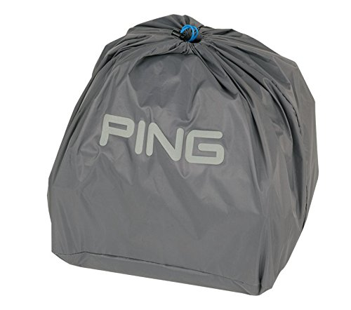 PING Golf Men's Rolling Travel Cover, Black by Ping (Image #4)