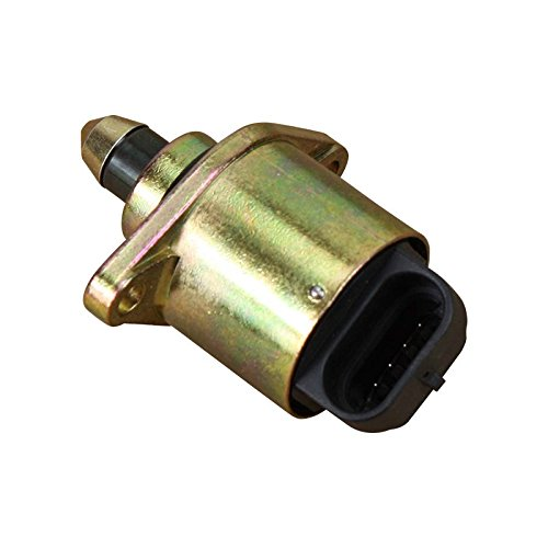 AIP Electronics Idle Air Control Valve IAC Compatible Replacement For 1986-1990 Jeep Cherokee Comanche and Wagoneer 2.8L 4.0L V6 Oem Fit IAC112