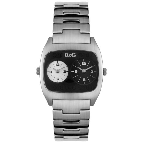 D&G Dolce & Gabbana Men's DW0138 Dual-Time Watch