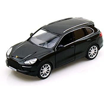 Porsche Cayenne Turbo 1/36 Black