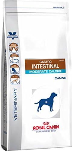 ROYAL CANIN Alimento para Perros Gastro Intestinal Moderate Calorie GIM23-14 kg