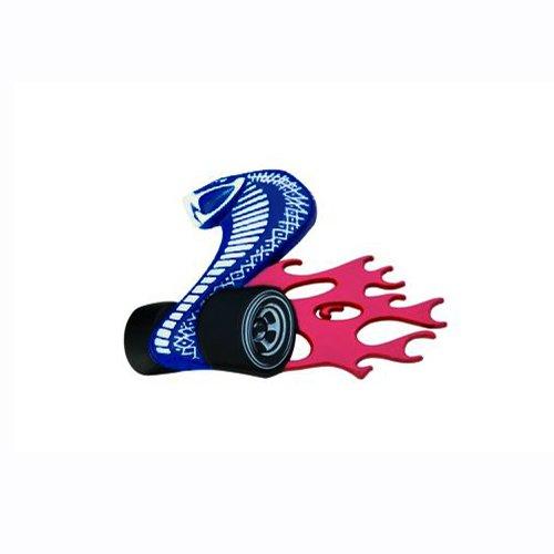 Ford Racing (M-16098-CJG) Grille Emblem