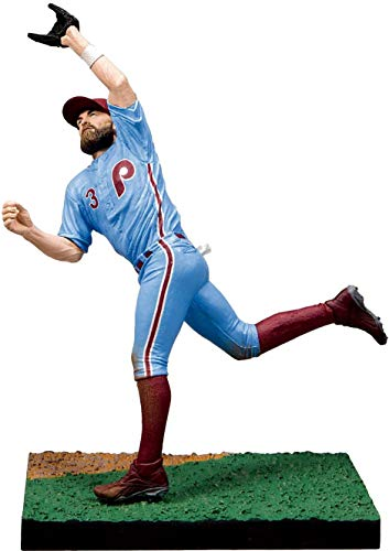McFarlane Toys MLB The Show 19 Bryce Harper Action Figure