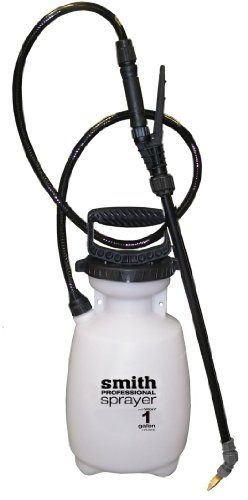 90229 1-Gallon Sprayer for Applying Weed Killers or Cleaning with Bleach (Gallon Tank)