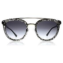 Bvlgari Sunglasses BV8184B 5376/8G Black San Pietrino Grey Gradient