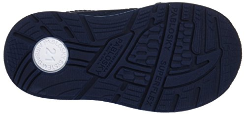 Bleu Basses 268120 Garçon Sneakers Pablosky Oq86wwf