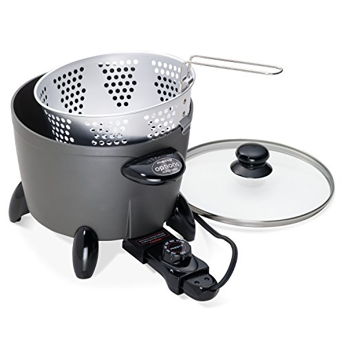 Presto 06003 Options Electric Multi-Cooker/Steamer image