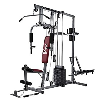 f6f71b969d58 Beny Sports V-fit HG3 Herculean 'Cross Trainer' Gym (90kg): Amazon.co.uk:  Sports & Outdoors