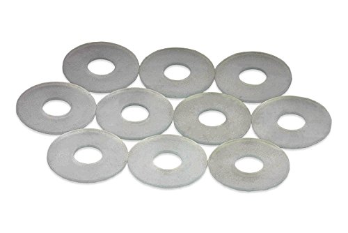 Toto THU227 Aqua Dual Flush Flapper Seal Gaskets, (Pack of 10) by TOTO