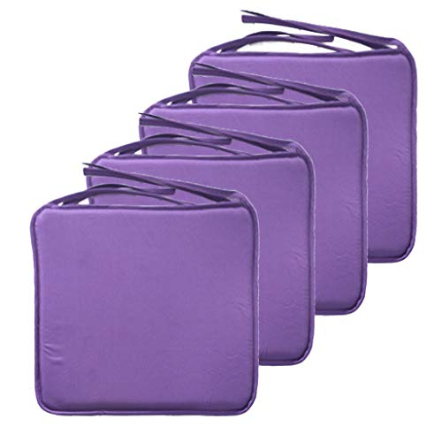 purple outdoor seat cushions - 7