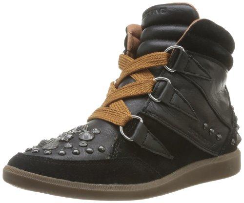 Schwarz Noir Groundfive Black Sneaker Saga Damen qpwU6