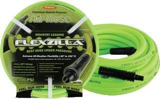 1/2 inch X 50 Flexzilla Air Hose-2Pack