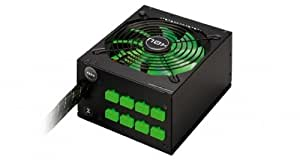 NOX Krypton 1000W - Fuente de alimentación (115 - 240 V, Sobrevoltaje, Sobrecarga, Cortocircuito, Bajo voltaje, ATX, Negro, 80PLUS, +3.3V/+5V/+12V1/+12V2/-12V/+5VSB)
