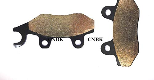CNBP Brake Pad Set fit Suzuki LT-R 450 K6-10 2006-2010 (Quad) Front(Left&Right) + Rear LTR450 Front Rear ()