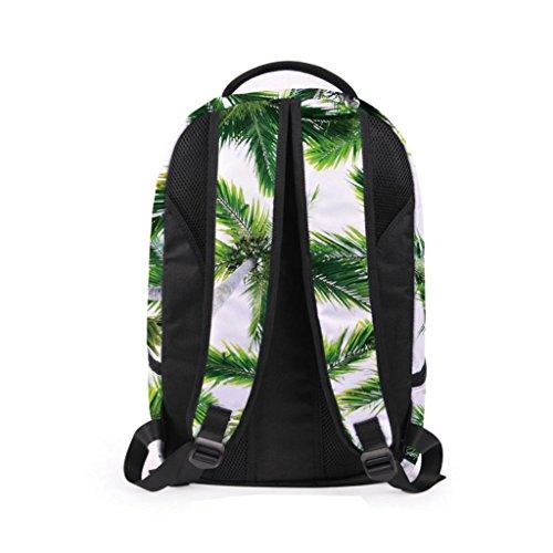 Galaxy Backpack Bookbag Men's Satchel Shoulder 3D Bag E Womens Travel Rucksack School qO1Bx4