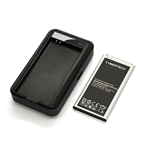 CyberTech 1X High Capacity Replacement Battery 2800mAh with