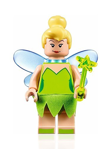 Tinker Bell Wand (LEGO Disney MiniFigure - Tinkerbell (with Wand) Exclusive 71040)