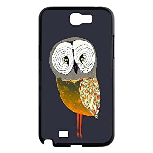 High Quality {YUXUAN-LARA CASE}Owl You Need is Love For Samsung Galaxy Note 2 STYLE-15