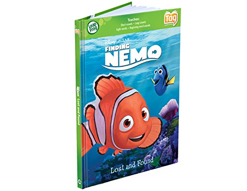 (Tag Early Reader Book: Disney Pixar Finding Nemo: Lost and Found)