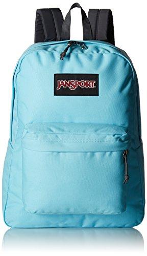JanSport Unisex Black Label SuperBreak Blue Topaz Backpack