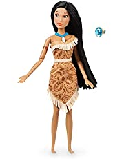 Official Disney Pocahontas 30 cm klassisk docka med ring