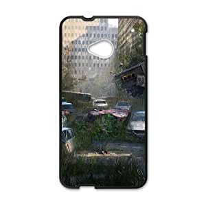 The Last Of Us HTC One M7 Cell Phone Case Black DIY GIFT pp001_8150689