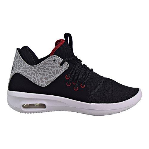 Nike Boys' Basketball Shoes Black Black/Light Grey