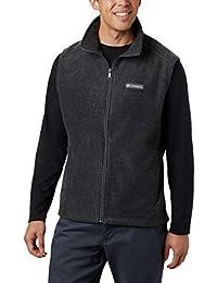 Men's Steens Mountain Full Zip Soft Fleece Vest