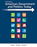 img - for American Government and Politics Today: Essentials 2017-2018 Edition (MindTap Course List) book / textbook / text book