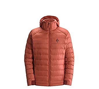 Black Diamond Mens Cold Forge Down Hoody Jacket