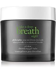 Philosophy Take A Deep Breath Night Oil-free Detoxifying Gel Balm, 2 Ounce