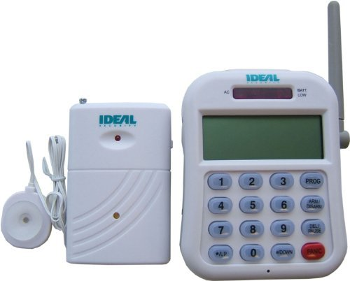 - Ideal Security Inc. SK642 Wireless Water Detector Alarm with Telephone Dialer Notification by Ideal Security Inc.