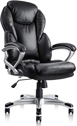 Executive Office Ergonomic Comfortable Armrests