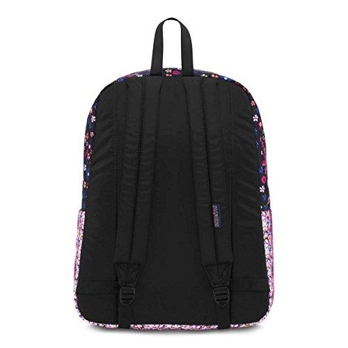 Unisex Blast Label Black Adult Buttercup Superbreak Backpack Jansport q1d06xg7q