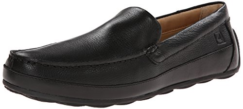 Sperry Top-sider Heren Hampden Venetiaanse Instapper Loafer Zwart