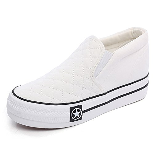 ftsucq-womens-big-girls-students-lo-top-canvas-trainers-buckle-platform-slip-on-casual-white-sneaker