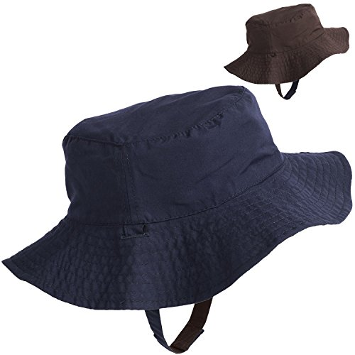 floppy-brim-reversible-cotton-sun-hat-for-girls-blue-brown-ages-4-7