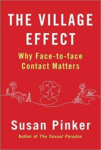 The Village Effect book cover