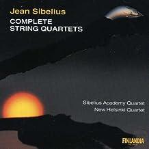 Sibelius: Complete String Quartets